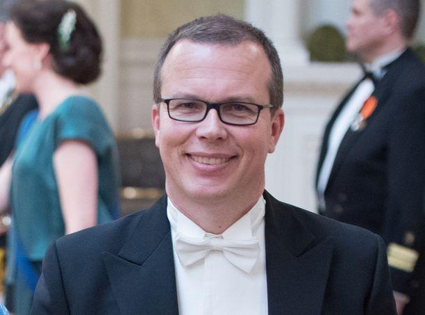 Antti Lauslahti on E-Sportsin toimitusjohtaja.