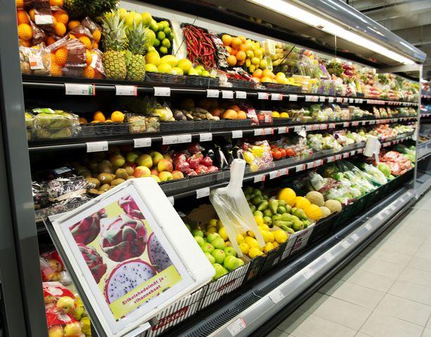 Kristillisdemokraatit esittävät hedelmien ja vihannesten arvonlisäveron alentamista.