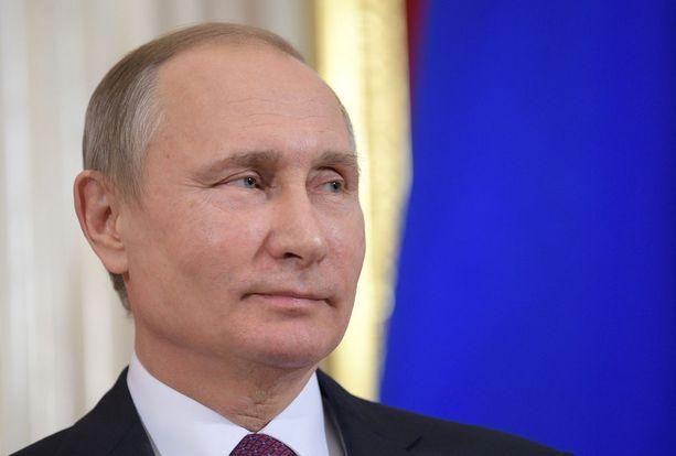 Vladimir Putin on viime päivinä kohauttanut seksistisillä lausunnoillaan.