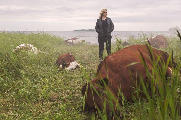 Maria Sid nähdään yhdessä sarjan päärooleista.