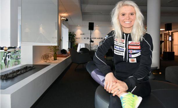Mari Laukkanen aloittaa maailmancupin urakkansa keskiviikkona Östersundissa.