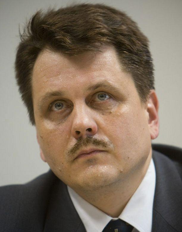 Supon apulaispäällikkö Petri Knape on joutunut sairauslomalle.