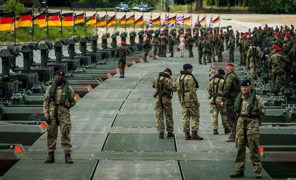 Puolustusliitto Naton massiivinen sotaharjoitusoperaatio käynnistyi viikko sitten maanantaina Puolassa.