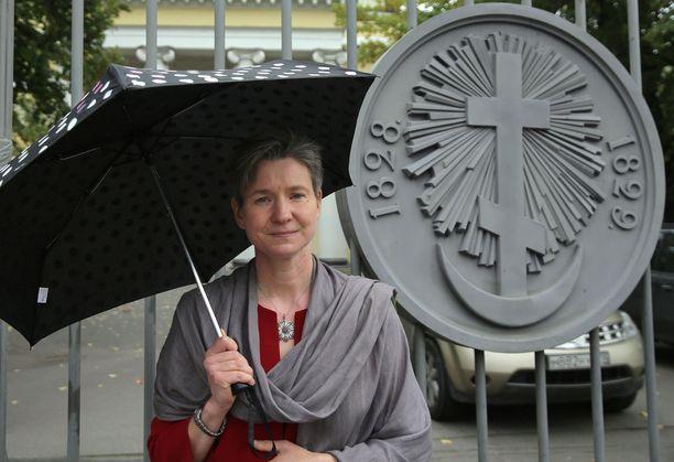 Vanhempi neuvonantaja Laura Solanko työskentelee Suomen Pankin siirtymätalouksien tutkimuslaitoksessa.