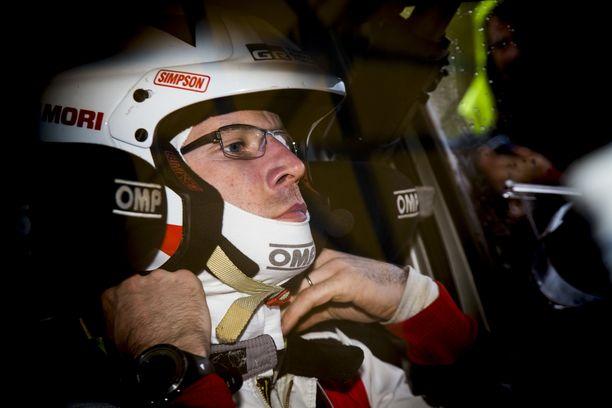 Jari-Matti Latvala oli tyytyväinen siihen, että sai tuotua Toyotansa ehjänä maaliin Monte Carlossa.