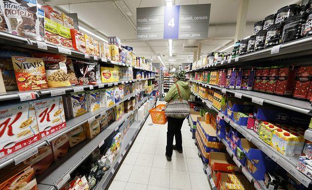 Merikarvian ruokakaupoista on löydetty jo kolme neulaa elintarvikkeista. Kuvituskuva.