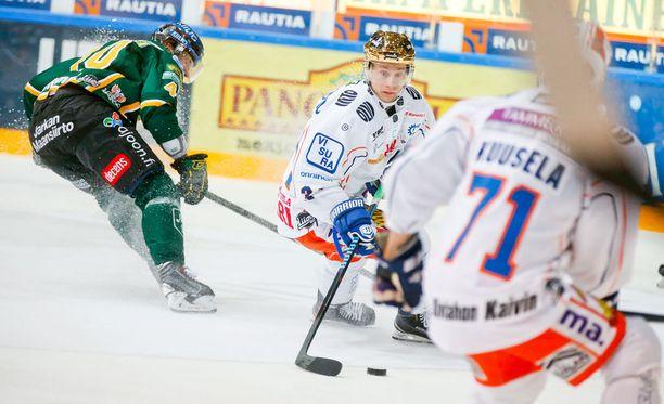 Ilves on ollut tällä kaudella hankala vastustaja Olli Palolalle.