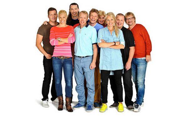 Urheilulegendat viettävät ohjelmassa aikaa yhdessä aivan kuten muusikot Vain elämää -ohjelmassa.