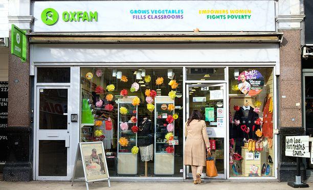 Oxfam on Britannian suurinpia hyväntekeväisyysjärjestöjä.