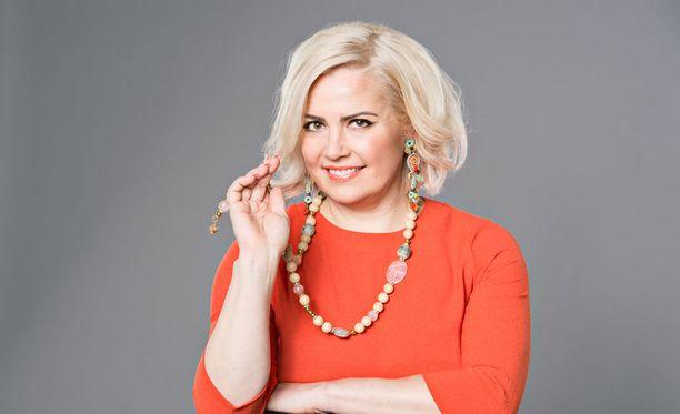 Kaisa Liski on tullut tutuksi Kiinteistökuningatar Kaisa -ohjelmasta.