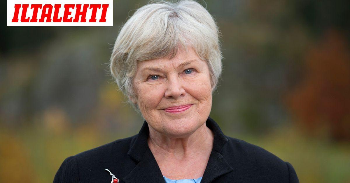 Elisabeth Rehn Ikä