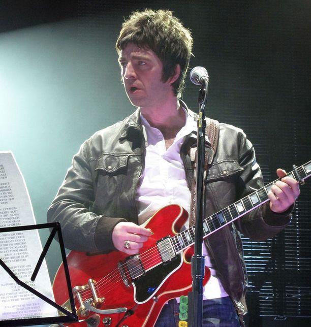 Noel Gallagher kertoo uuden albumin olevan jotakin muuta kuin tuttua Oasis-soundia.