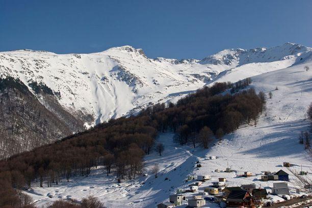 Kosovon Brezovica on vielä pieni keskus, ja sen hintataso on edullinen.