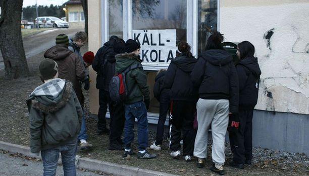 Koulun oppilaat lähetettiin kotiin välikohtauksen jälkeen.