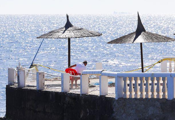 Dénian ranta pysyy edelleen suljettuna ainakin yhdysvaltalaisilta ja venäläisiltä turisteilta.