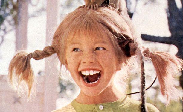 Inger Nilsson Peppinä.