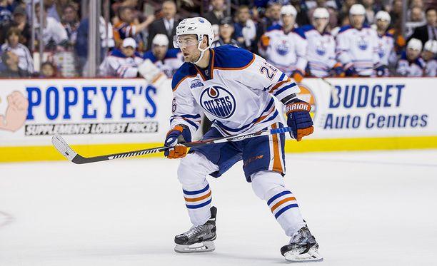 Iiro Pakarinen jatkaa uraansa Edmontonin organisaatiossa.