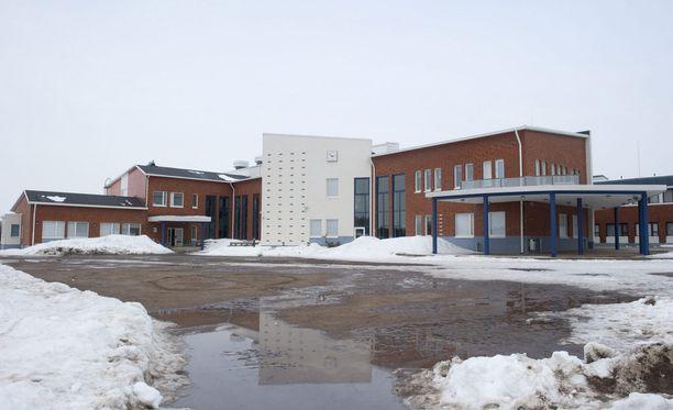 Myös Siuntion suurin koulu Aleksis Kiven koulu on kärsinyt pahoista kosteusvaurioista.