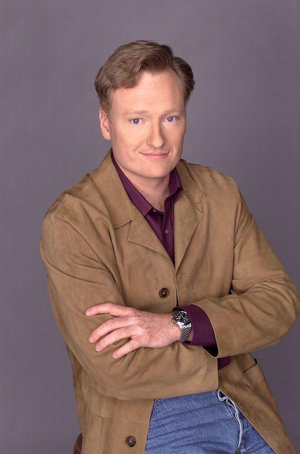 O'Brien 1990-luvulla.
