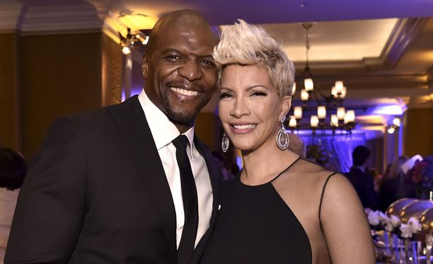 Terry ja Rebecca vihittiin vuonna 1990.
