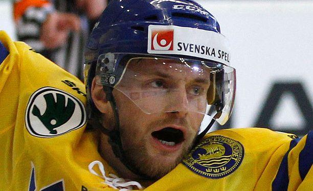 Fredrik Pettersson ei ehtinyt nauttia kauaa MM-kotiturnauksesta.