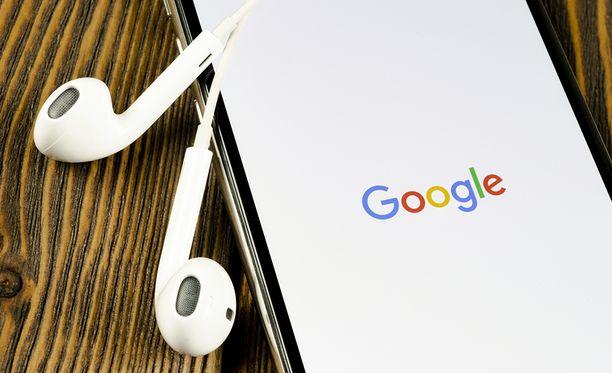 Google julkaisi uuden hakukoneen.