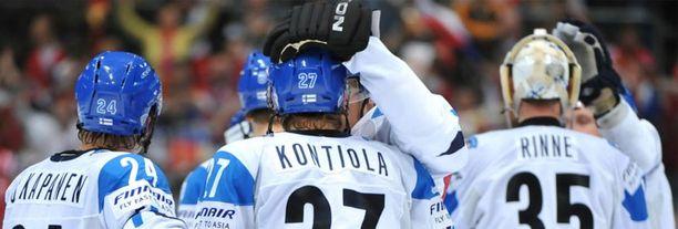 Suomen joukkue Karjala-turnaukseen on valittu.