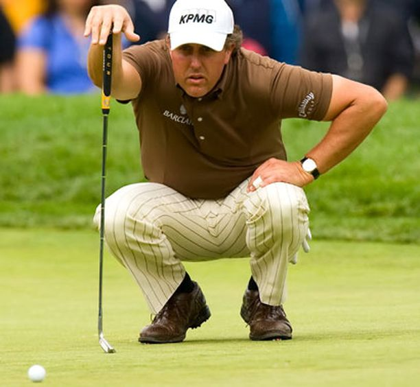 Phil Mickelson vetäytyi kesäkuun US Openin jälkeen kilpailutauolle.