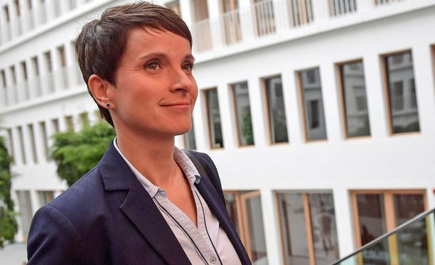 Dresdenissä syntynyt ja DDR:ssä kasvanut Frauke Petry on ollut yksi AfD:n näkyvimmistä johtajista.