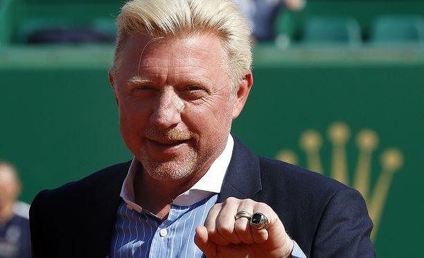 Urheilu-uransa jälkeen Boris Becker on ryhtynyt liikemieheksi ja kaikki ei ole aina mennyt ihan toiveiden mukaan.