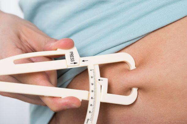Tutkimuksessa mukana olleista potilaista vain alle prosentti piti sopimattomana sitä, että lääkäri otti lihavuuden puheeksi vastaanotolla.