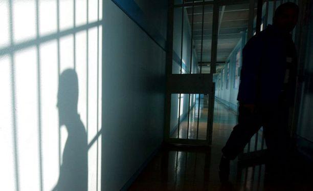 Ehkä jopa 15 prosenttia vangeista on psykopaatteja.