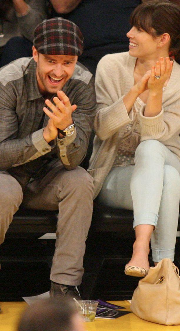 Kihloihin he menivät viime vuoden joulukuussa.