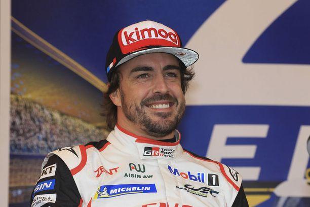 Fernando Alonso haluaa F1-mestaruuksien ohella vyölleen myös Le Mansin voiton.