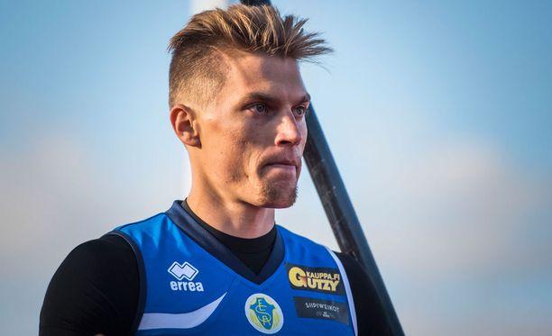 Salomäki voitti viimeisimmän SM-kultansa viime vuonna.