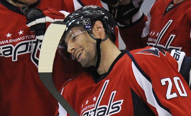 Troy Brouwer.
