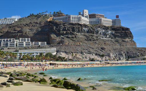 Kaupallinen yhteistyö Rantapallo: Joko tiesit? Äkkilähtölennoilla voit päästä aurinkoon huippuhalvalla: nyt Gran Canarialle alkaen 25 euroa!