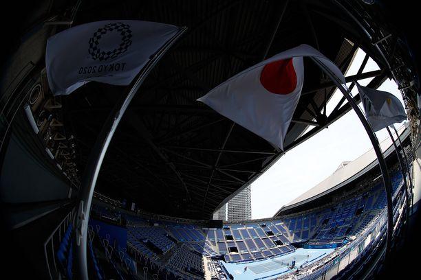 Tokion olympiakisojen kuluvat ovat karanneet käsistä.