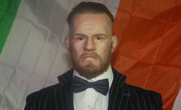 Conor McGregorin vahanukke ei ole aivan esikuvansa näköinen.