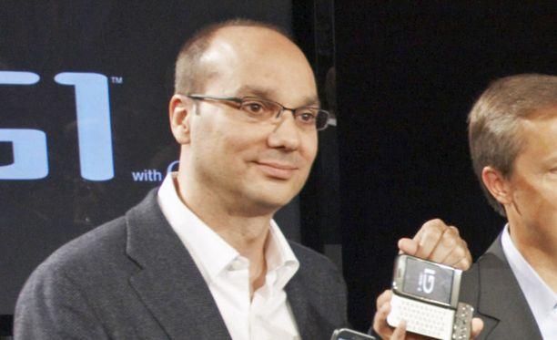 Andy Rubin vuonna 2008.