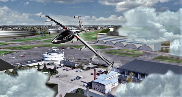 Sähköisen ilmailun kehittyminen tuo lisäpaineita lentotoiminnan säilyttämiseksi Malmilla.