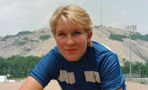 Mira Kasslin edusti Suomea Atlantan olympialaisissa vain 18-vuotiaana.