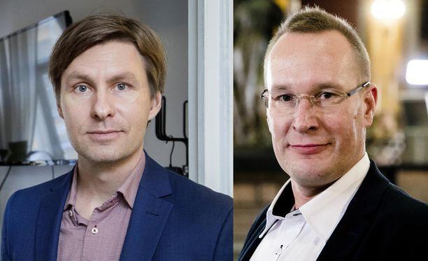 Ajatuspaja e2:n tutkija Ville Pitkäsnen ja Turun yliopiston eduskuntatutkimuksen keskuksen johtaja Markku Jokisipilä eivät yllättyneet tutkimuksen karusta tuloksesta.