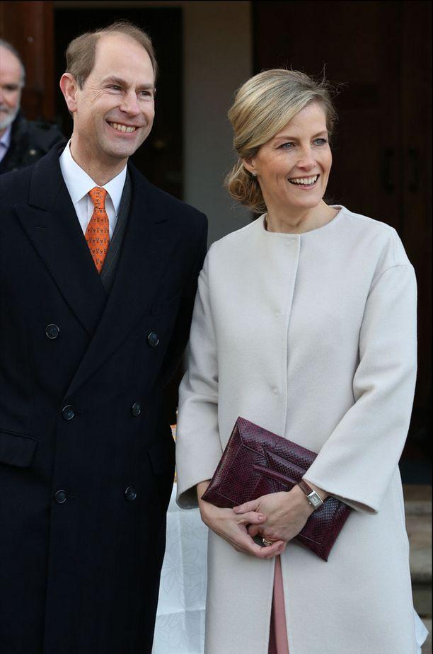 Wessexin jaarli, prinssi Edward ja kreivitär Sophie vierailevat viiden päivän aikana Helsingissä, Lapissa ja Ahvenanmaalla.