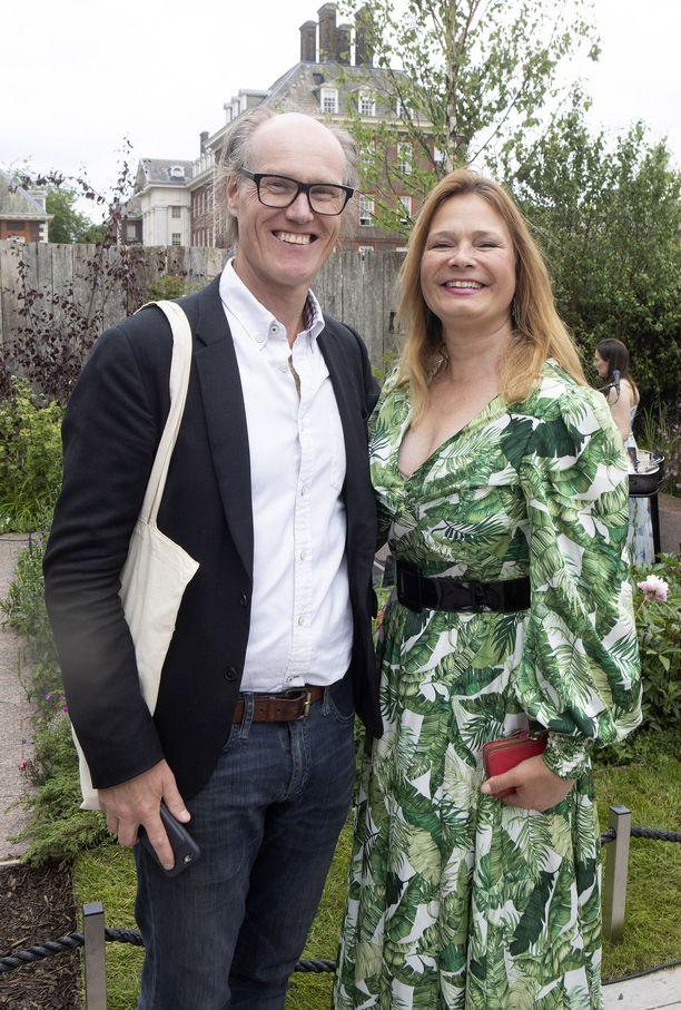 BBC:n taidetoimittaja Will Gompertz antoi puutarhalle täydet pisteet.