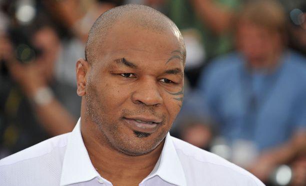 Mike Tysonin komea ura kariutui naissekoiluihin.