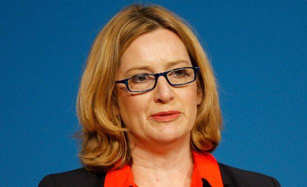 Britannian sisäministeri Amber Rudd on pitänyt vaalipiirinsä hyppysissään.