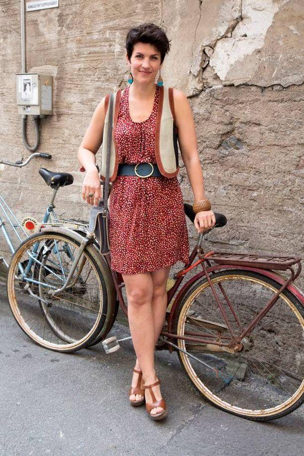 Maria Ylipää, 32, on nuoresta iästään huolimatta ehtinyt tehdä upeaa uraa. Suomessa hänen toistaiseksi viimeisiä leffakuvauksiaan tehdään paraikaa. Lokakuussa hän on valmiina Göteborgin valloitukseen.