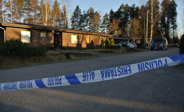 Järkyttävä surma tapahtui Seinäjoen Joupin kaupunginosassa. Tyttö surmasi samalla 8. luokalla olleen koulutoverinsa.