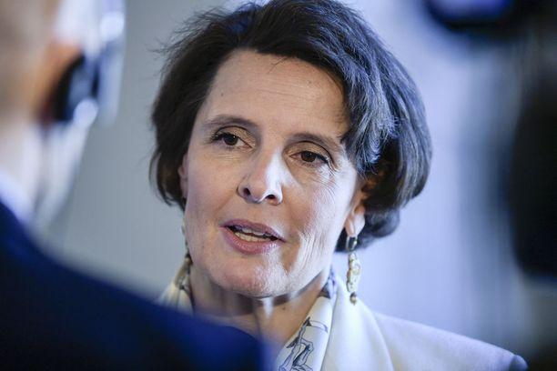 Anne Berner ei asetu ehdolle kevään eduskuntavaaleissa.